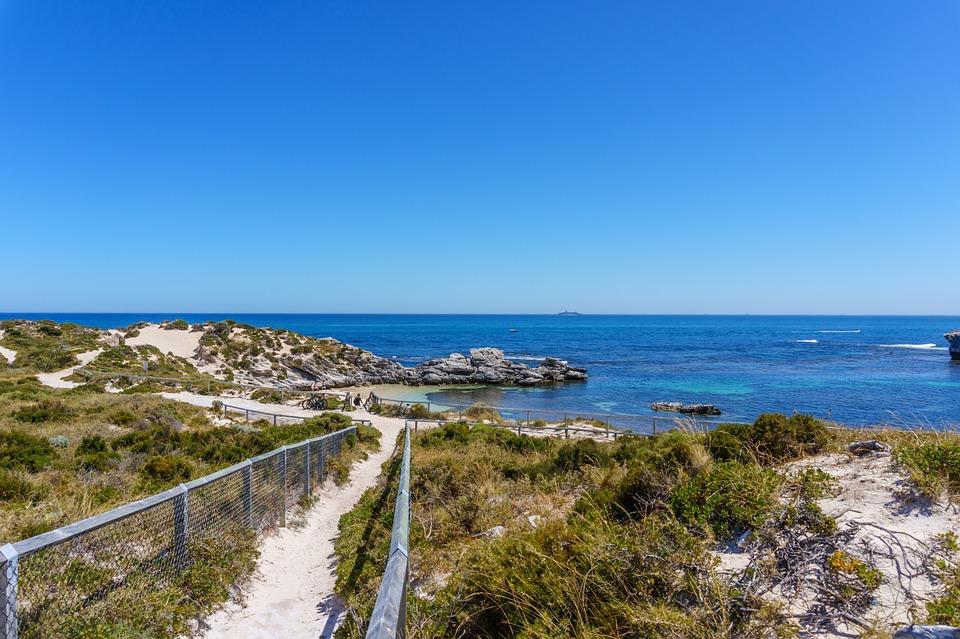 voyage Australie - Rottnest Island