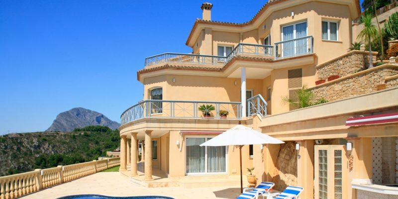 maison en Espagne