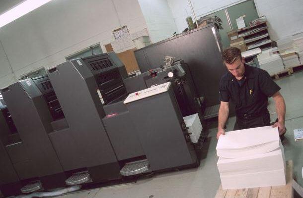 imprimeur basé à Clichy