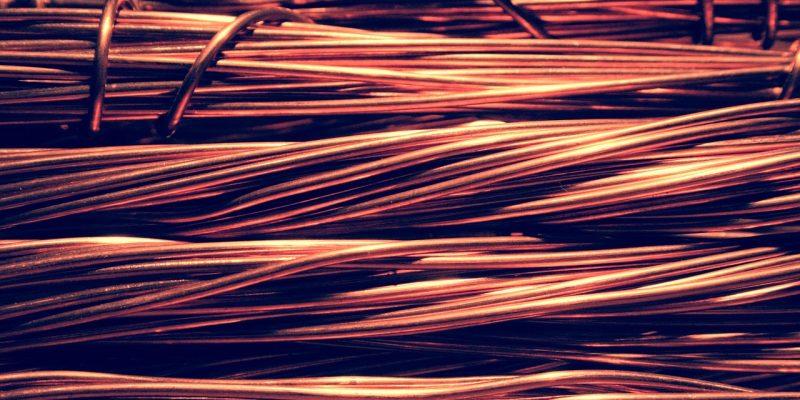 Couper et cintrer le cuivre