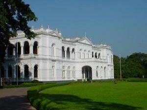 Le musée de Colombo au Sri Lanka