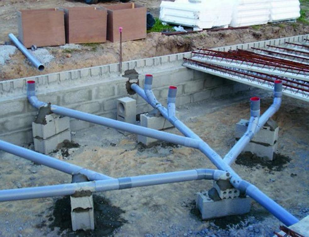 plomberie et canalisations