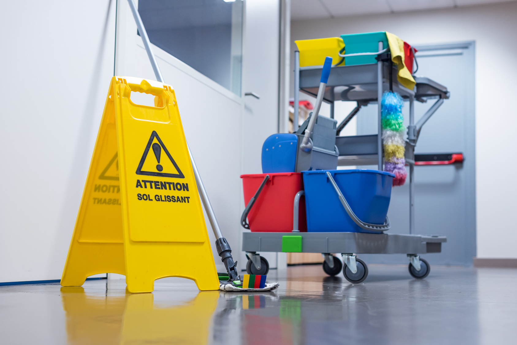 entreprise de nettoyage pour maison