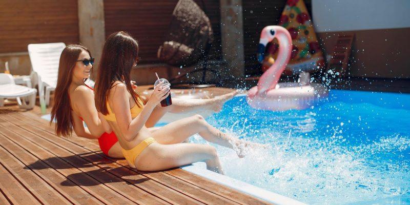 piscine domicile